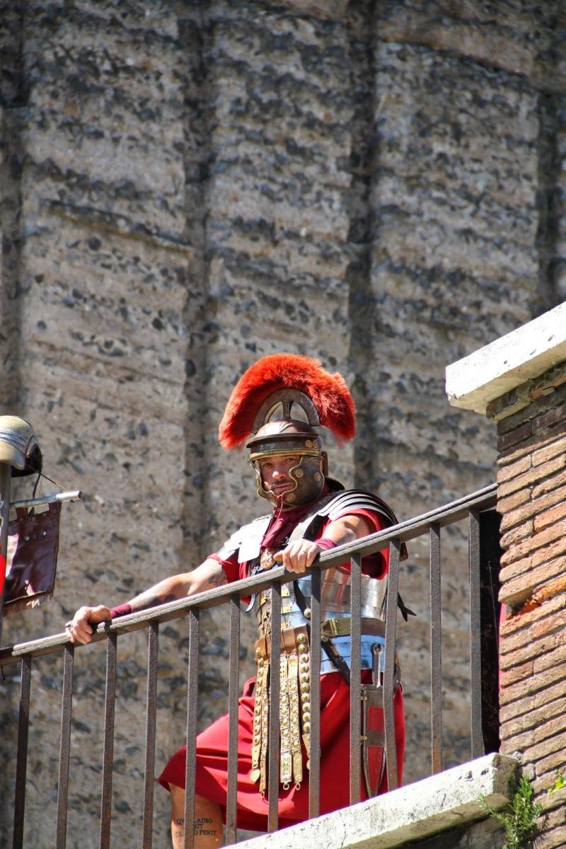 Италия, Римские каникулы - часть 2