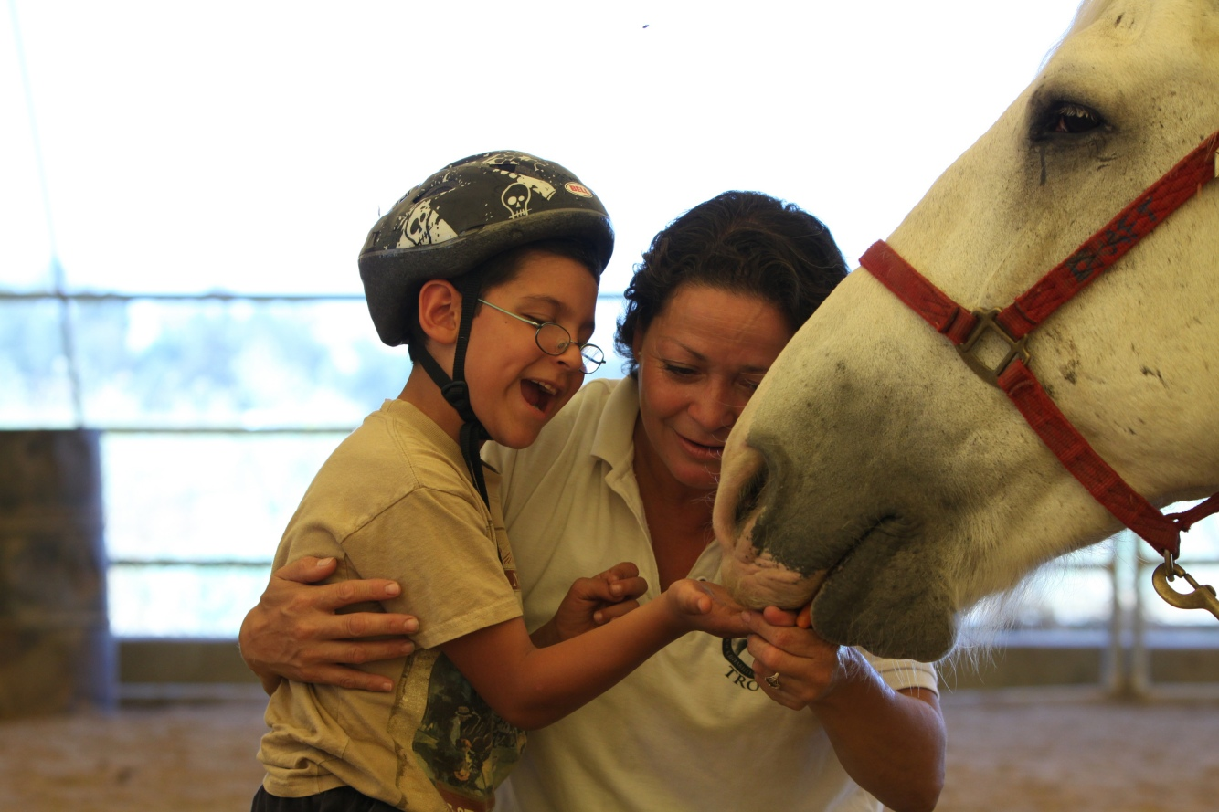 how hippotherapy is helping improve individuals with Unlike therapeutic riding, hippotherapy focuses on skills to improve the patients sensory processing and neuro-motor functions in daily life rather than teaching horsemanship skills (meregillano.