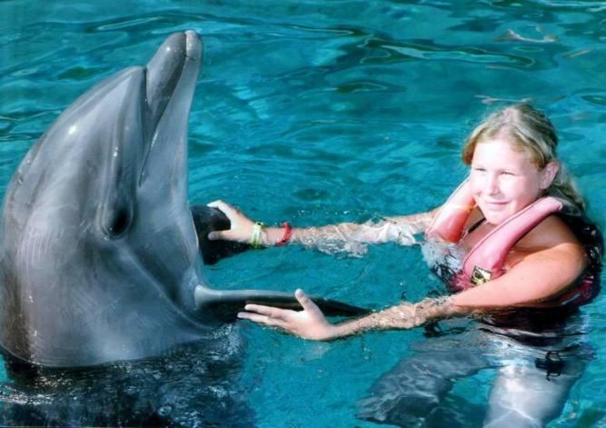 Игры с дельфинами
