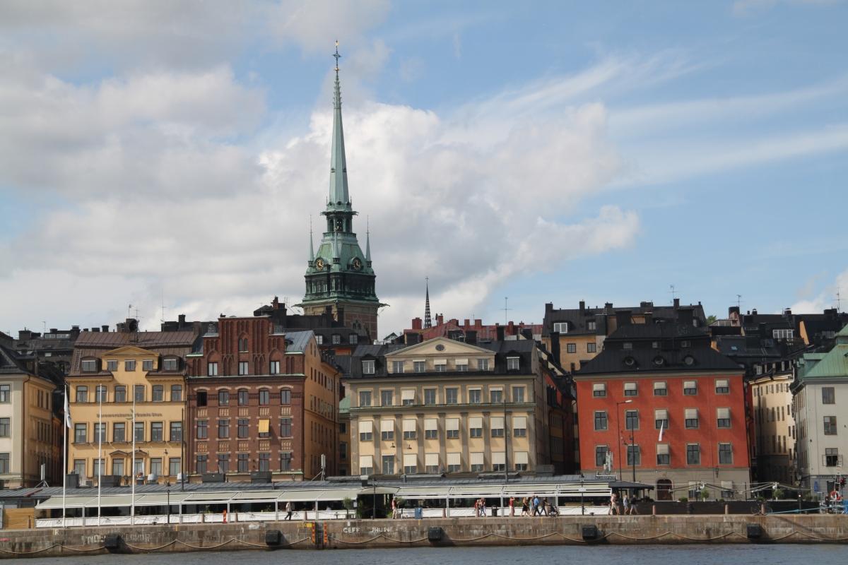 Швеция, Стокгольм: В гости к Астрид Линдгрен